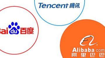 Digital ad revenue forecast 2016-2018: Baidu, Alibaba, Tencent