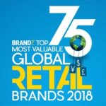 BrandZ Top 75 Most Valuable Global Retail Brands 2018