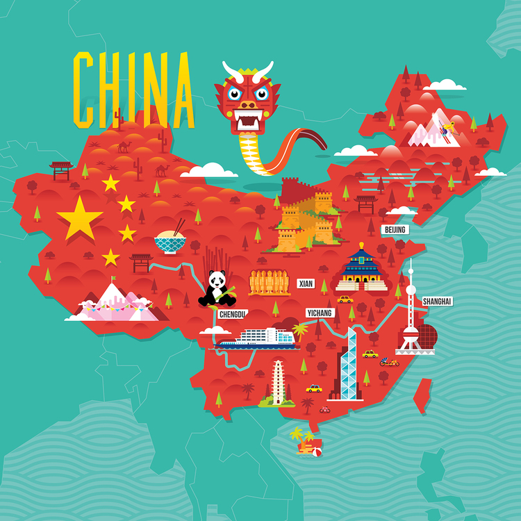 China Tourism Overview In H1 2017 Southeast Asia China