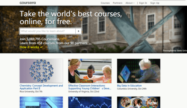 Coursera Joined NetEase to Launch Coursera Zone