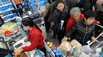 China's FMCG sales growth decelerates in Q1 2018