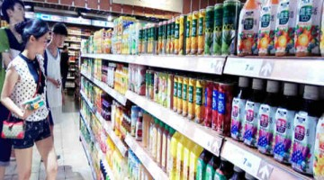 China FMCG market enjoys stronger growth in Q3 2017