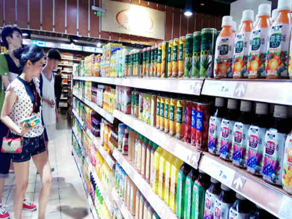 fmcg market in china in q3 2015