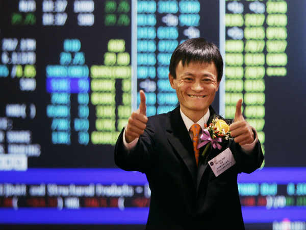 Alibaba to Keep Fruitful in 2016
