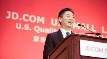 Google to invest $550 million in JD.com as part of a strategic partnership