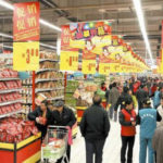 China Total Retail Sales Exceeded 2.34 Trillion Yuan in Nov 2014